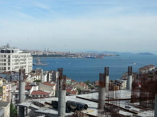 CVK Hotels Taksim : View from Room 1606