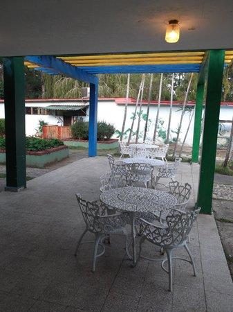 Hotel Los Helechos : Rest area / Aire de repos / Para descantar.
