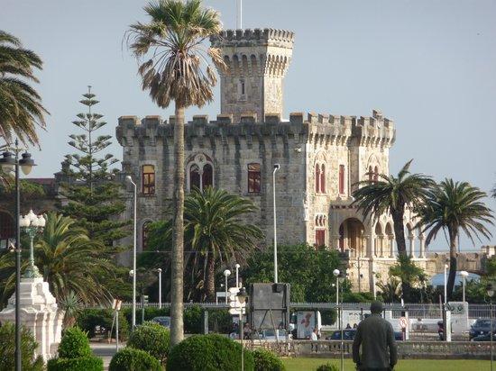 Hotel Alvorada: magnifique château