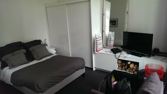 Go Native Hyde Park : chambre