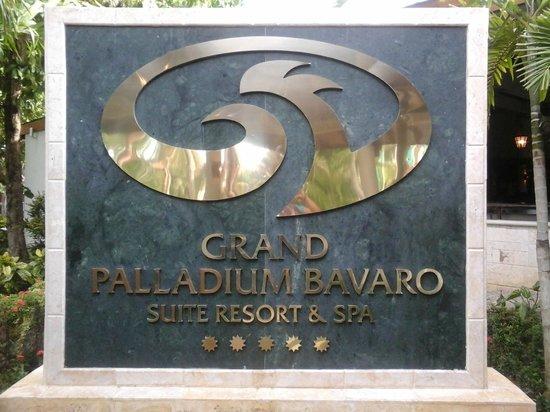 Grand Palladium Punta Cana Resort & Spa : detalles del hotel