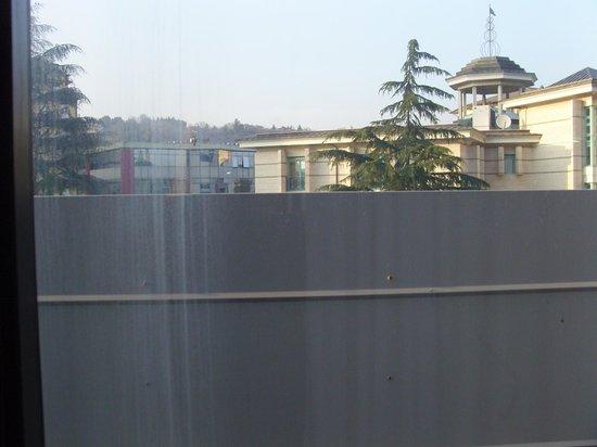 Hotel de la Ville: finestra di destra