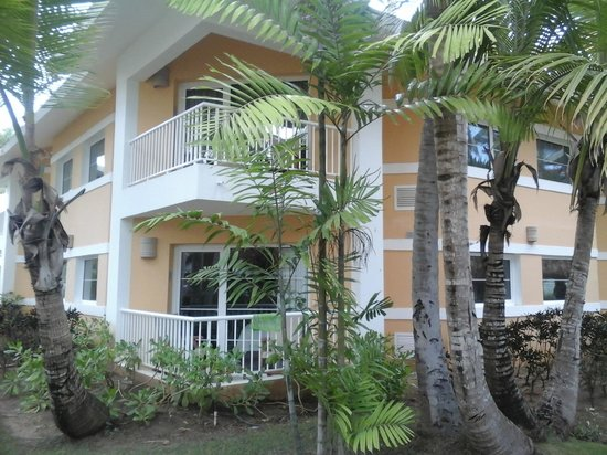 Grand Palladium Punta Cana Resort & Spa: estas son villas de 2 plantas