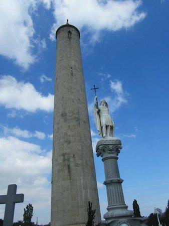 Glasnevin Cemetery Museum: Round Tower