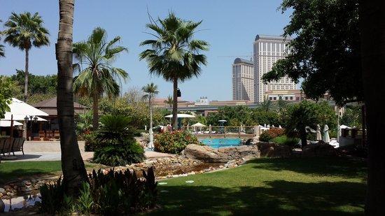 Grand Hyatt Dubai : Hotel Gardens