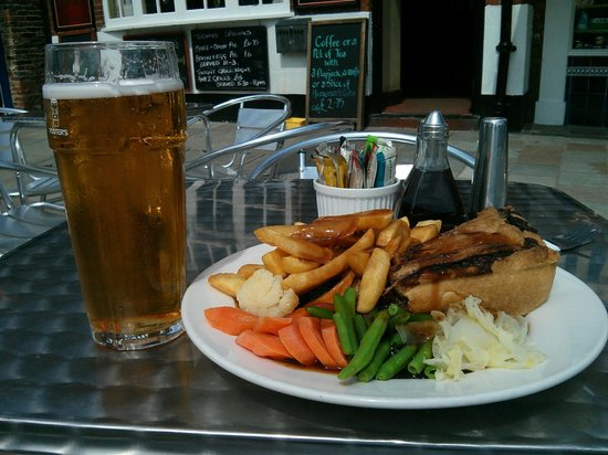 Best Pub Food Yorkshire