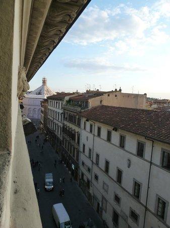 B&B Le Stanze del Duomo: panorama dall'appartamento
