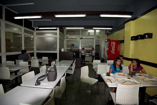 Inwangsan Hotel : Restaurangen