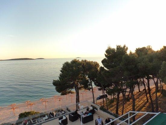 Hotel Zora: Il tramonto