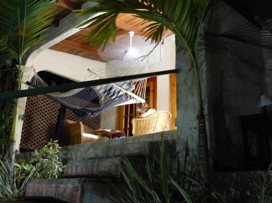 Falls Resort at Manuel Antonio: vue chambre exterieur