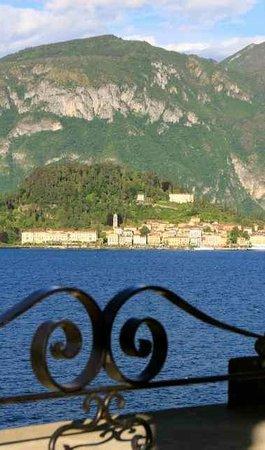 Grand Hotel Cadenabbia: towards Bellagio