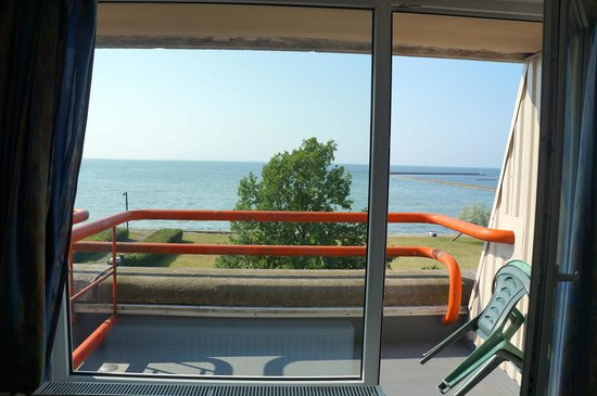 Pirita Spa Hotel: View from the room