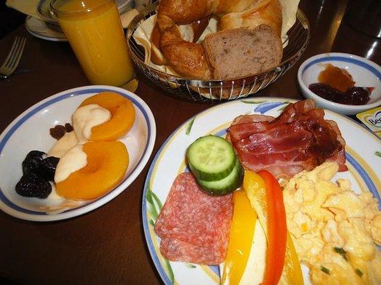 Starlight Suiten III Heumarkt : Breakfast