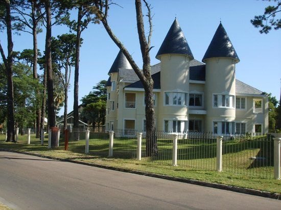 Parque Hotel Jean Clevers : Vista geral do Hotel