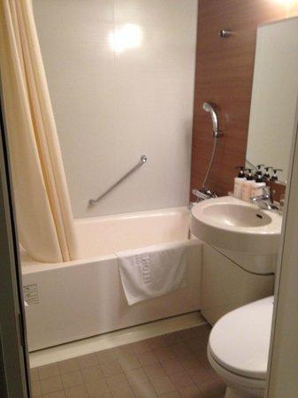 Almont Hotel Kyoto: バスルーム