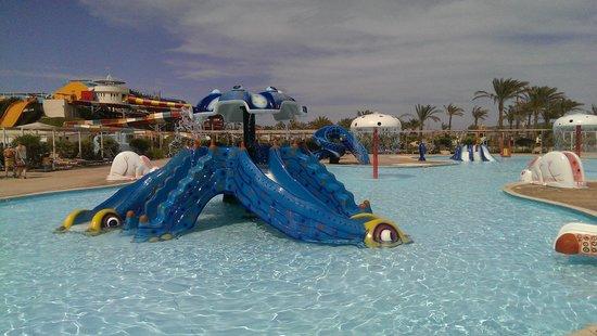 Iberotel Makadi Beach: для самых маленьких
