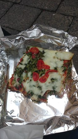 L'Arco - About pizza: Delicious pizza take away