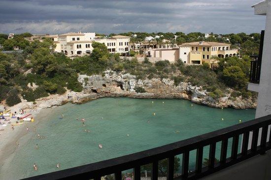 Barcelo Ponent Playa: Вид из номера