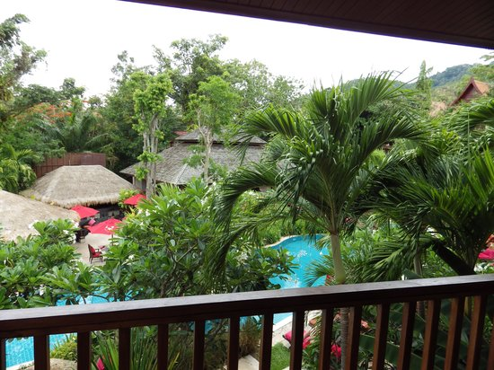 Rocky's Boutique Resort : the view