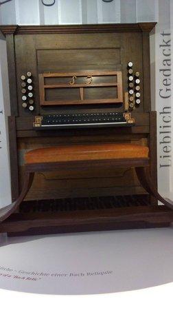 Bach-Museum: Organ