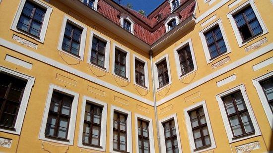 Bach-Museum: Courtyard