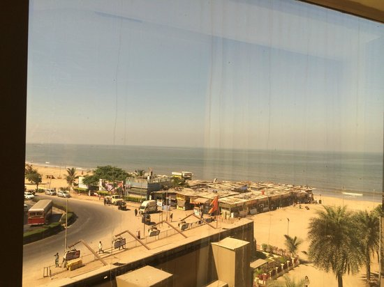 Ramada Plaza Palm Grove: my room view
