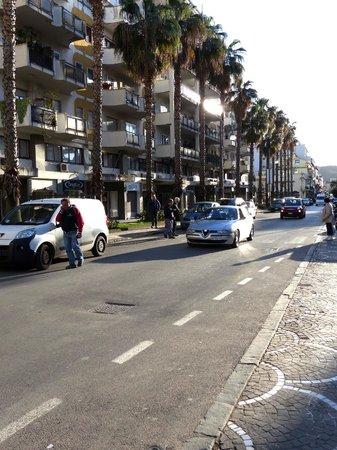 Hotel Capri: Corso Italia
