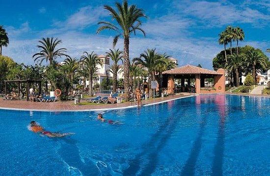 Costa del Sol Princess: Piscine du Club Marmara