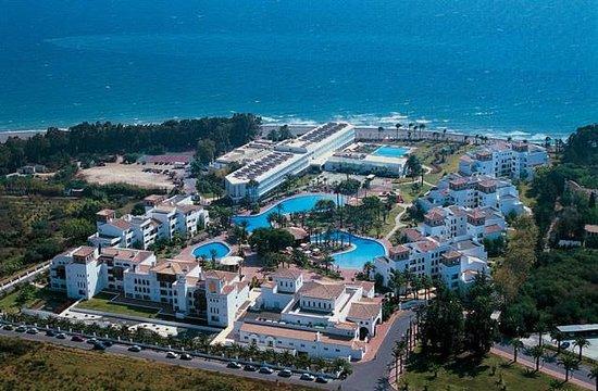 Costa del Sol Princess: Vue du ciel du Club Marmara