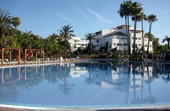 Costa del Sol Princess: Piscine du Club Marmara