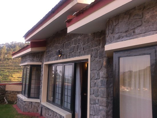 Hill Country Kodaikanal: Cottage front view