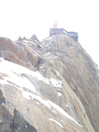 Aiguille du Midi: top tier