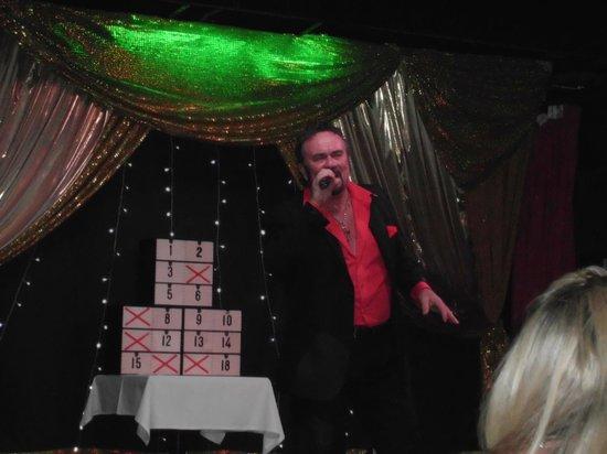 Barbacoa: tom jones tribute act