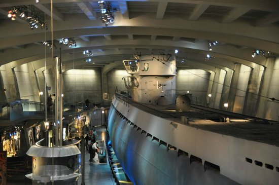 Museum of Science and Industry : U-505