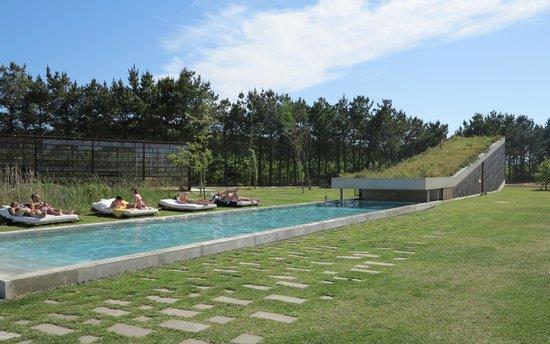 Rio do Prado : Área da piscina