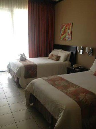 Flamingo Beach Resort And Spa: Room View