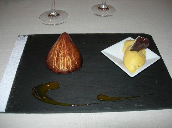 Violay, ฝรั่งเศส: Dessert