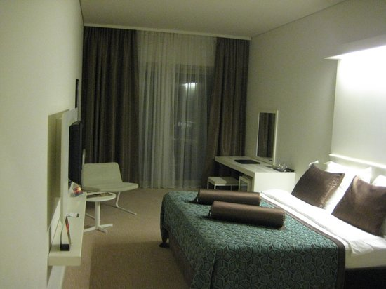 Rixos Hotel Libertas: 広々とした客室