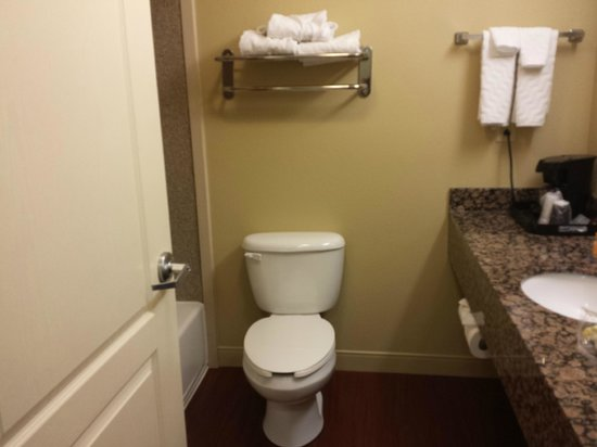 La Quinta Inn & Suites Lexington South / Hamburg: Bathroom