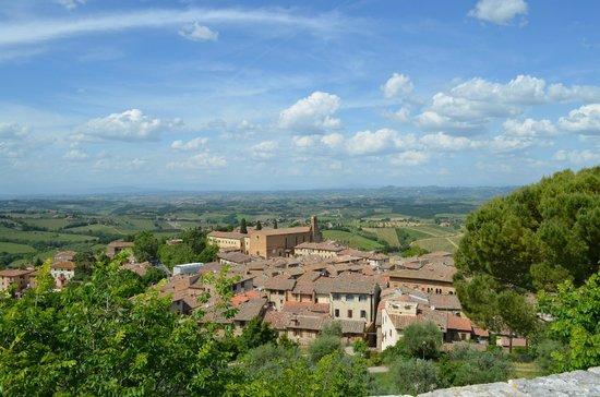 Walkabout Florence Tours: San Gimignano