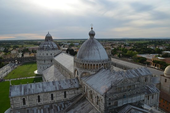 Walkabout Florence Tours: Pisa