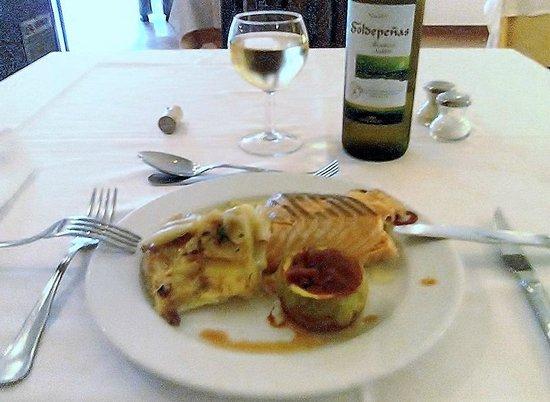 Hotel Costa Calero : Very nice food and drinks.