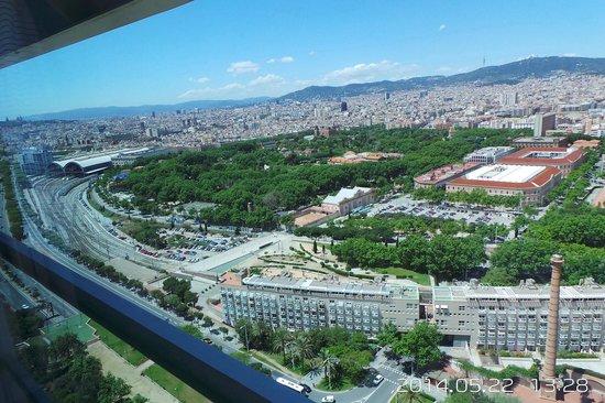 Hotel Arts Barcelona: Это Вид из Нашего Номера !!!