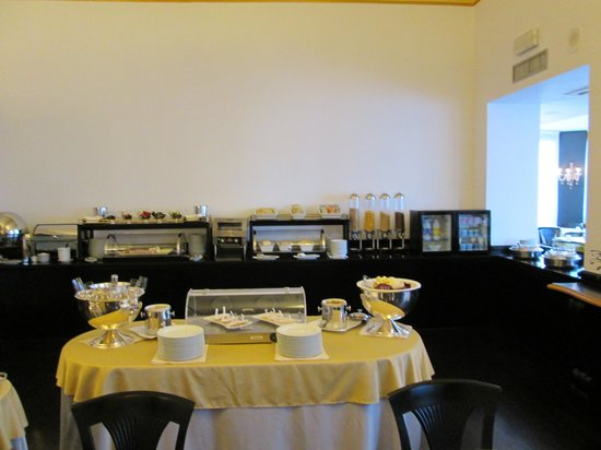 Hotel President : Breakfast Included with our booking