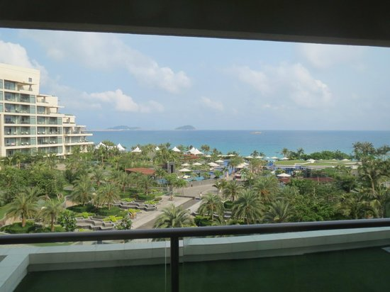 MGM Grand Sanya: View from room