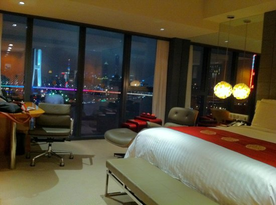 InterContinental Shanghai Expo: номер