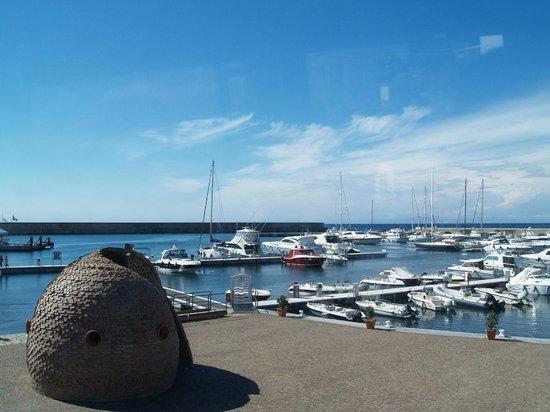 Hotel Terme Zi Carmela : Il porto