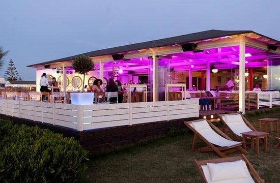 Rethymno Palace: Restaurant du Club Marmara