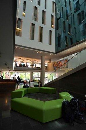 Ayre Hotel Rosellon: Lobby