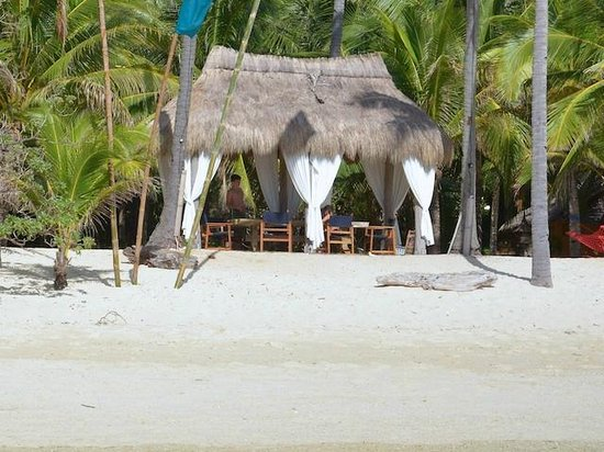 Coco Grove Beach Resort : Taking lunch here...